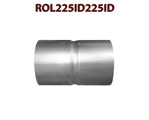 2 1 4 2 25 Id To 2 1 4 Id Universal Exhaust Pipe To Pipe Coupling Connector