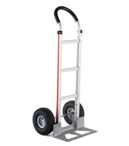 Magliner Hand Truck Model 119 ua 1060 New Features 10 Pneumatic Wheels