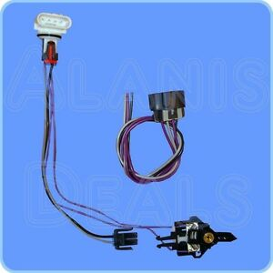 Herko Automotive Fuel Level Sensor Sending Unit With Upgrade Harness Connect