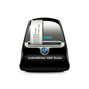 Dlabelwriter 450 Turbo 1752265 Labelwriter Turbo Printer