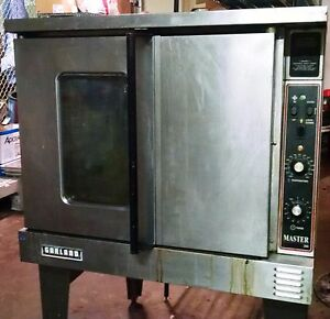 Garland Full Size Convection Oven Master 200 electric Mco es 10s mco ed 10s