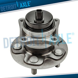 Rear Wheel Hub And Bearing Assembly Fwd 1 8l 5 Lug W Abs Corolla Matrix Vibe