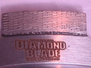 Pattern Diamond Pro Ring Saw Medium Bond