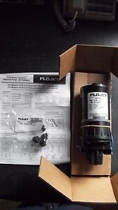 Flojet Pump Model 2100 232 New