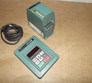 Reliance Electric S20 403p5c1000 Ac Motor Drive Vfd S20 rk1 Remote Panel
