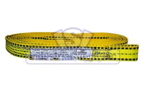 Lifting Web Sling 1 X 6 Ft One Ply Flat Eye Type 3 Polyester
