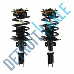 Chevy Uplander Buick Terraza Struts Complete Assembly Front Left And Right Fwd