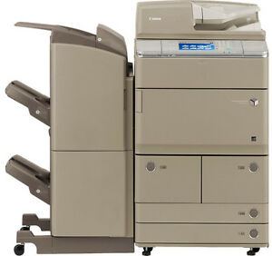 Canon 6075 Imagerunner Advance Copier Printer Scanner 6055 6065