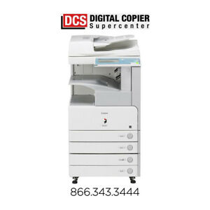 Canon Ir3225 Imagerunner Copier Printer Scanner