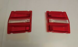 Mopar 68 Dart Taillight Lenses 1968 New
