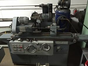 11 X 24 Misal Model Rml 600 Universal Cylindrical Grinder