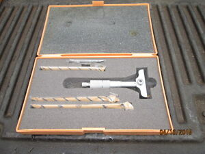 Machinist Mill Lathe Mitutoyo Depth Gage Gauge Micrometer In Case