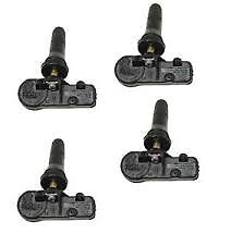 4 New Oem 56029398ab 68241067ab Chrysler Jeep Dodge Tpms Tire Pressure Sensor