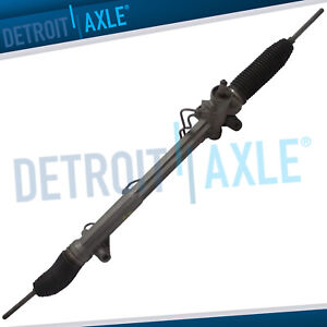 Complete Power Steering Rack And Pinion Assembly For Ford Lincoln Mercury