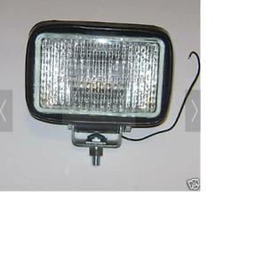 28a930 Work Lamp Light For White New Holland Deutz Jcb Manitou 12 Volt 55 Watt