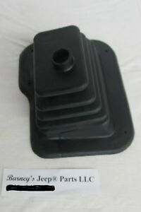 Fits Jeep Dana 300 Transfer Case Shift Boot 5752009 High Quality New