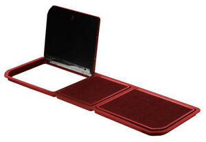 1970 1979 Early Corvette Rear Compartment Unit Assembly With Cutpile Carpet