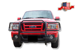 2001 2012 Ford Ranger Brush Guard Grill Guard Black Powder Coat