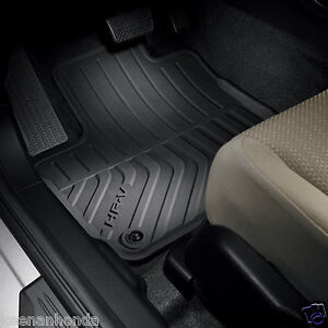 Genuine Oem Honda Hr V All Season Mat Set 2016 2019 Mats Hrv Mats