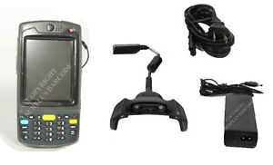 Symbol Motorola Mc70 Mc7090 Wireless Numeric Keypad Laser Barcode Scanner Wifi