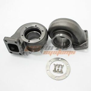 Turbine Housing Gt3576r Gt3582r Gt35 Gtx35 A r 0 82 Vband Outlet T3 Inlet