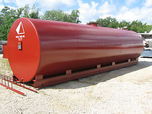 10 000 Gallon Ul 142 Aboveground Double Wall Fuel Storage Tank