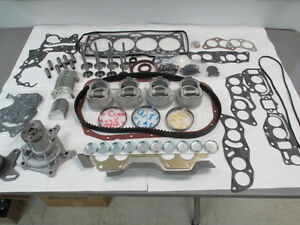 Mitsubishi 4g64 Forklift Engine Reman Kit