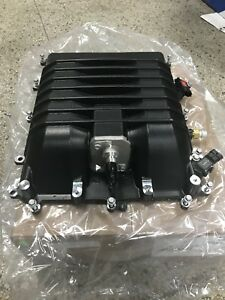 2012 15 Chevy Camaro Zl1 Lsa Supercharger Lid Cover Brand New Gm Oem W Sensors