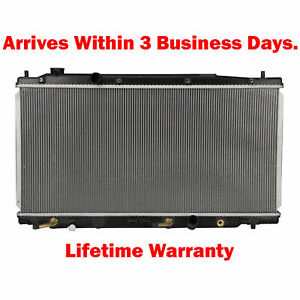Radiator For Honda Fit 2009 2010 2011 2012 2013 1 5 L4
