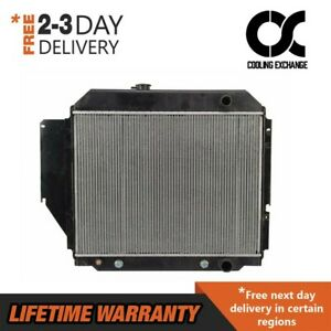 1329 Radiator For Ford E 150 E 250 E 350 Econoline Club Wagon 75 91 4 9 L6