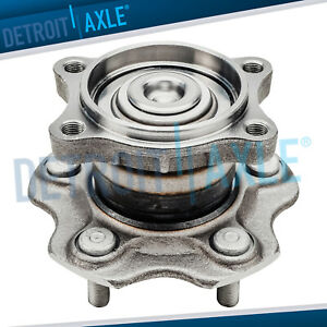 Rear Left Or Right Wheel Bearing Hub Fits Nissan Altima Maxima Quest Non Abs
