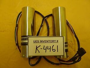 Hamamatsu Hc125 04 Pmt Detector Assembly Photo Multiplier Tube Lot Of 2 As is