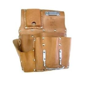 R 485 us Drywall Leather Pouch Hand Crafted Pouch Utility Tool Holder Hammer