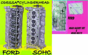 Ford Lincoln Navigator 4 6 Sohc Cylinder Heads Cast rf 1l2e Only Gasket
