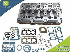 New Kubota D750 complete Diesel Cylinder Head Full Gasket Set