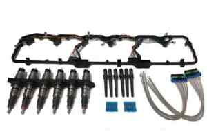 Common Rail Injector Superkit For 04 5 07 Dodge Cummins 5 9l Diesel 1060