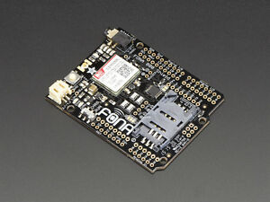 Adafruit Fona 800 Arduino Shield Voice data Cellular Gsm Diy 2g Cell Phone