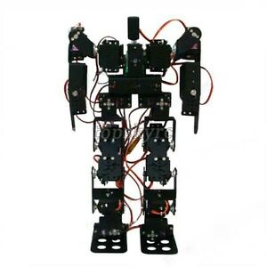 17dof Biped Robotic Educational Robot Kit With Mg996r Servos Controller Ps2