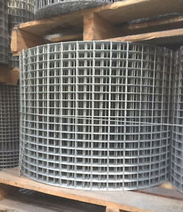 Galvanized 2x1 12 5g 18 x200 Welded Wire Mesh Rolls gaw