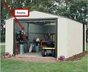 Garage Storage Shed Outdoor Garden Tools Barn Building Vinyl Bigyard Gazebo Kits