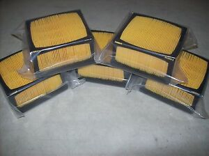 Husqvarna K760 Cutoff Saw Air Filter Set Of 5 Aftermarket Fits K 760 Saw