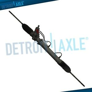 Complete Power Steering Rack And Pinion Assembly Fits Nissan Infiniti 1996 2004