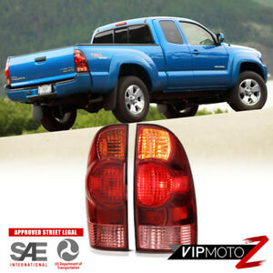 For 05 15 Toyota Tacoma Factory Style Rear Left right Pair Tail Light Brake Lamp
