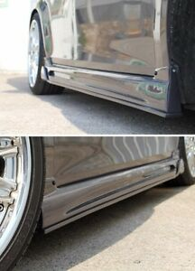 Myride Side Skirts Ver 2 For Chevrolet Cruze daewoo Lacetti Premiere 09 11