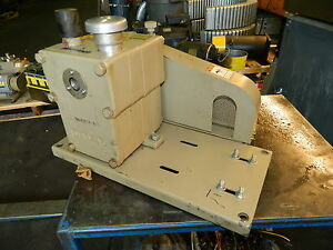Ulvac Dvd 360 Rotary Oil Rotary Vacuum Pump Pump Only No Ac Motor Used