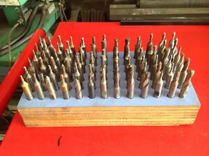 78 Small End Mills