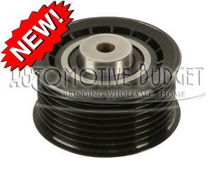 A C Compressor Idler Pulley W Bearing For Various Mercedes Vehicles New