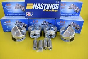 81 5mm Ycp Acura Honda Civic Type R High Compression Pistons B16 B18 Hastings