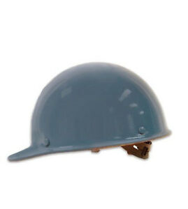 Msa 454623 Skullgard Blue Hard Hat Cap W Staz On Suspension
