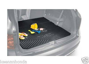 Genuine Oem Honda Pilot Folding Cargo Tray 2016 2018 Mat Trunk 08u45 tg7 101